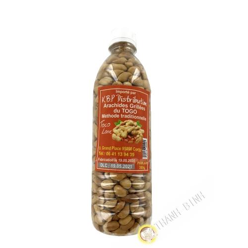 Geröstete Erdnüsse aus TOGO 300g