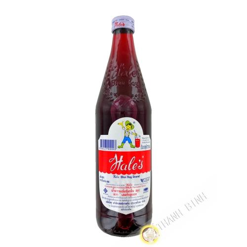 Konzentrierter Sirup Geschmack sala HALLE ' s 710ml Thailand