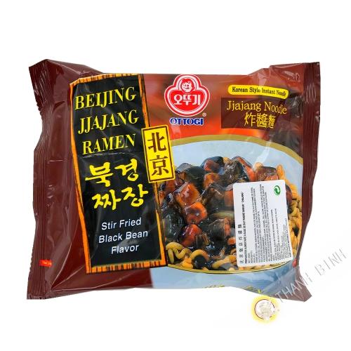 Suppe ramen jajang 135G ottogi Korea