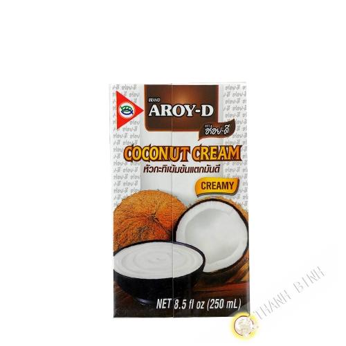 Crème de coco AROY-D 250ml Vietnam