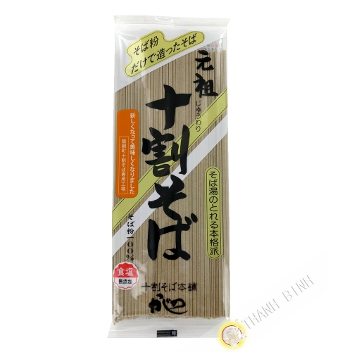 Masa de trigo sarraceno soba YAMAMOTO 200g Japón