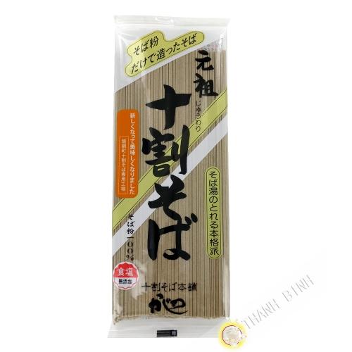 Pâte de sarrasin soba YAMAMOTO 200g Japon