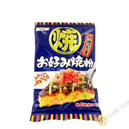 Farine pour crêpe japonaise SHOWA 200g Japon