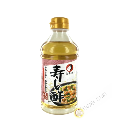 Vinaigre de riz doux pour sushi OTAFUKU 500g Japon