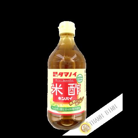 Vinaigre de riz komesu kinpai TAMANOI 500ml Japon
