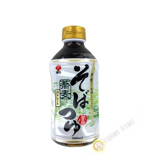 Sauce de soja pour soba MORITA 500ml Japon