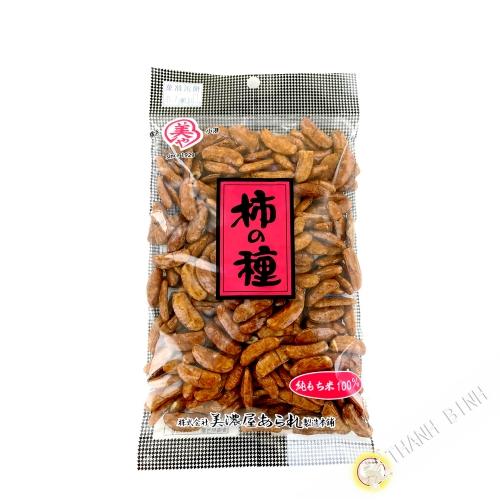 MINOYA kakinotane rice biscuit 93g Japan