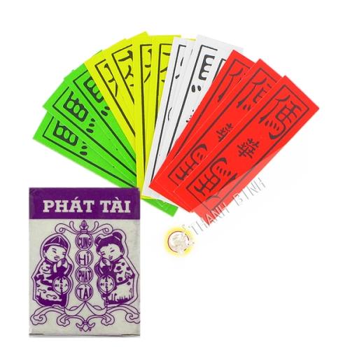 Jeux de cartes Tu Sac