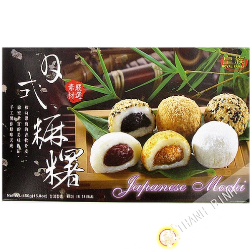 Mix mochi ROYAL FAMILY 450g Taiwan