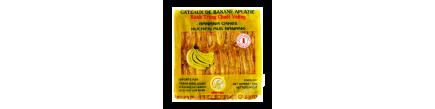 Banane aplatie carrée DRAGON OR 200g Vietnam