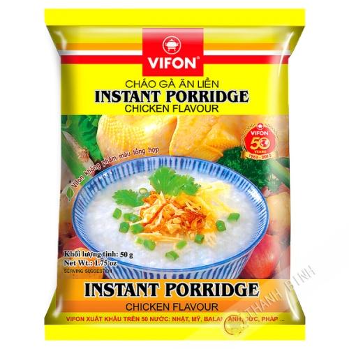 Soupe de riz poulet VIFON 50g Vietnam