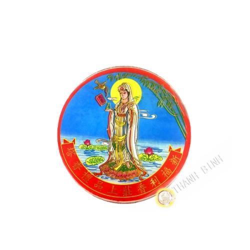 Encens ronde parfumé 7cm Vietnam
