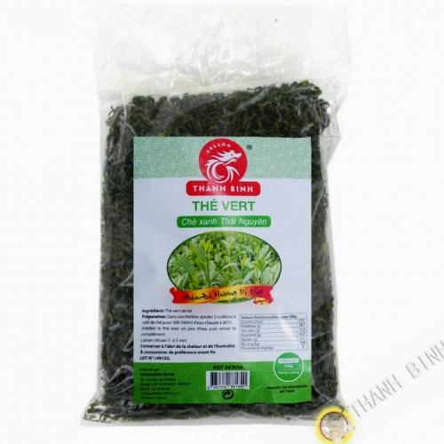 The green Thai Nguyen DRAGON GOLD Vietnam