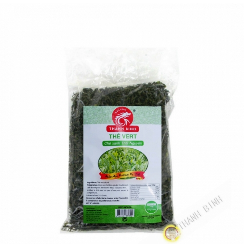 El verde Thai Nguyen DRAGÓN de ORO de Vietnam