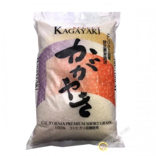 Riz Kagayaki 9kgs Japon