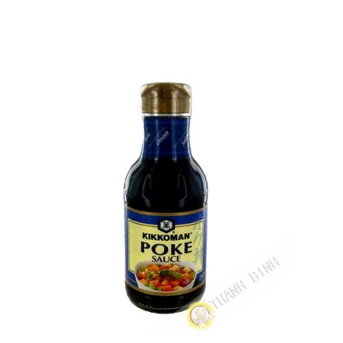 Sauce poke KIKKOMAN 250ml Paybas