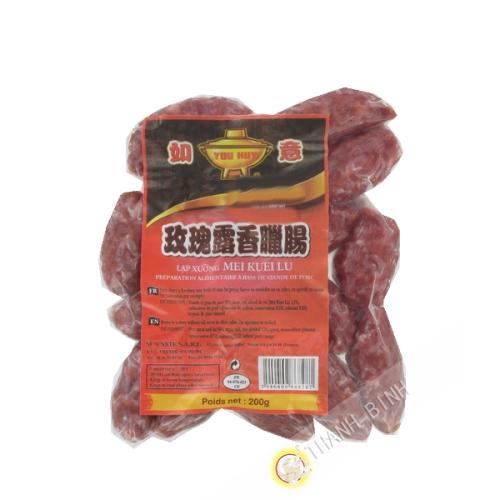 Chorizo chino Que Huy 200g