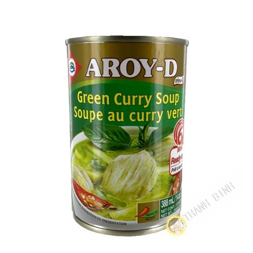 Vorbereitung curry-sauce grün 400ml