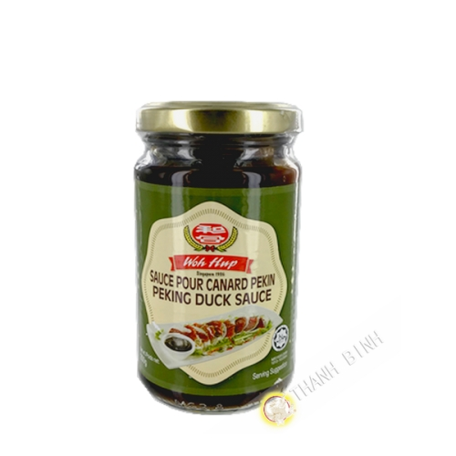 Sauce canard laqué peking duck WOH HUP 200g Malaisie