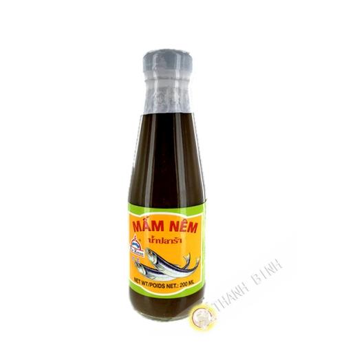 Anchovy sauce Mam nem POR KWAN 200 ml Thailand