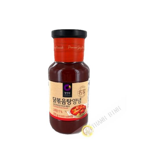 Marinade sauce for chicken 270g Korea