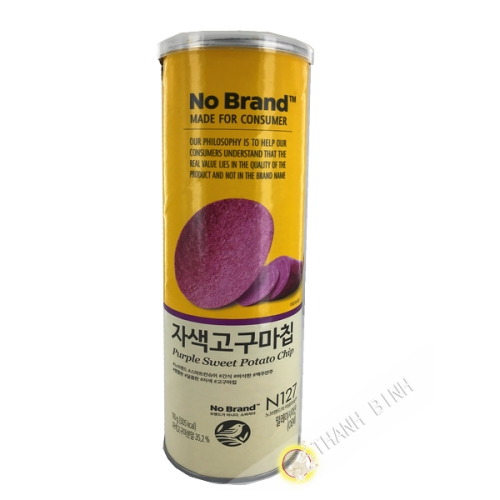 Chips Patate douce 110g Corée