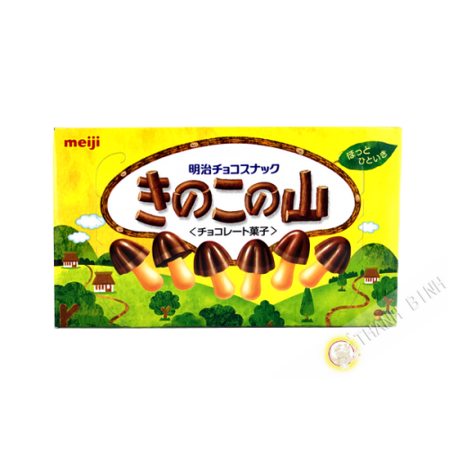 Biscuit kinoko MEIJI 74g Japon
