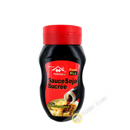 Sauce soja sucrée pour riz YAMASA 300ml Pays-bas