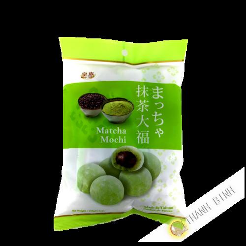 ROYAL FAMILY Matcha green tea Mochi 120g Taiwan