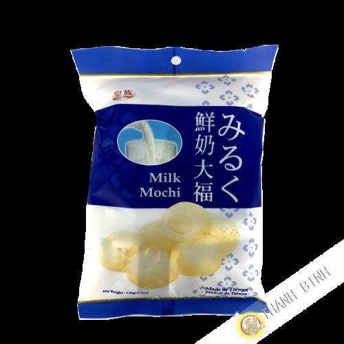 FAMILIA REAL leche mochi 120g Taiwán