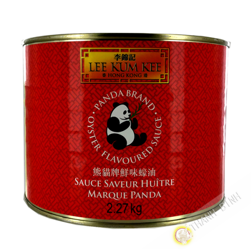 Sauce auster panda LEE KUM KEE 2.27 kg HONGKONG