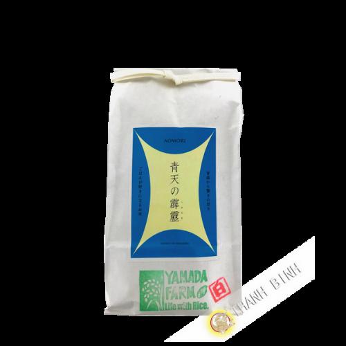 Round rice satsukimai YAMADA 1kg Japan