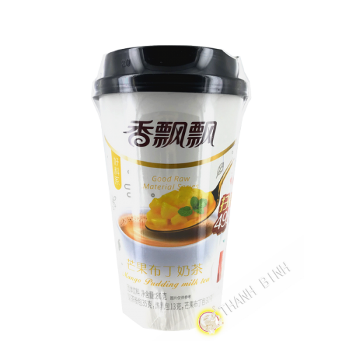 Tea latte with milk flavor mango 80g China