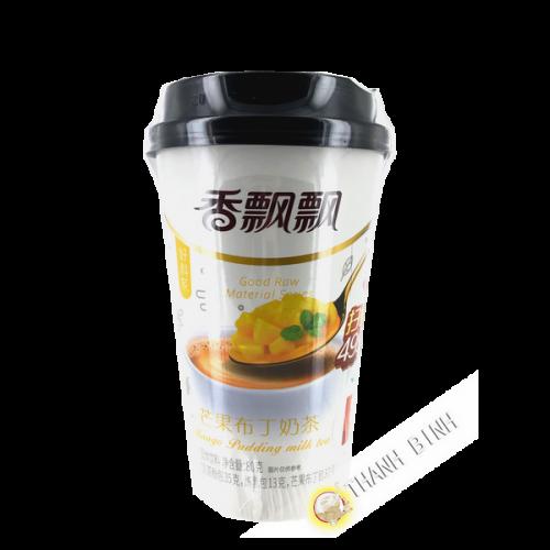 Thé latte au lait saveur mango 80g Chine