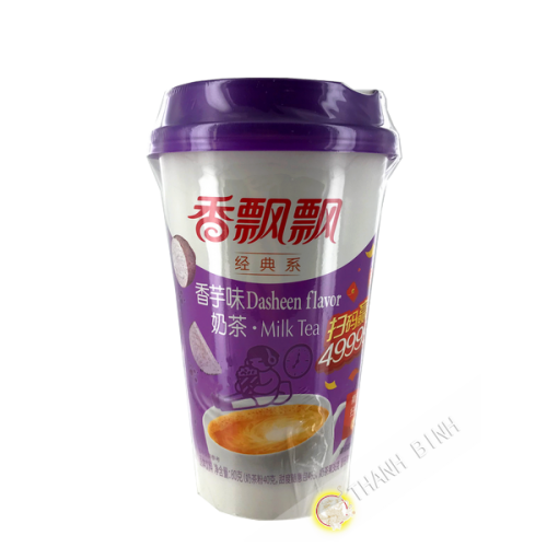 Milch latte Tee Geschmack taro 80g China