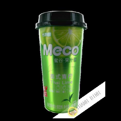 Thé citron vert MECO 400ml Chine