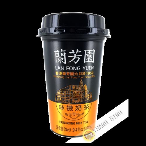Milk latte tea Hong Kong LAN FONG YUEN 280g China