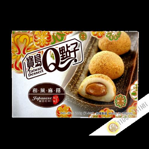 Mochi japonés de maní FAMILIA REAL 210g Taiwán