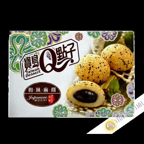 Mochi de sésamo FAMILIA REAL 210g Taiwán