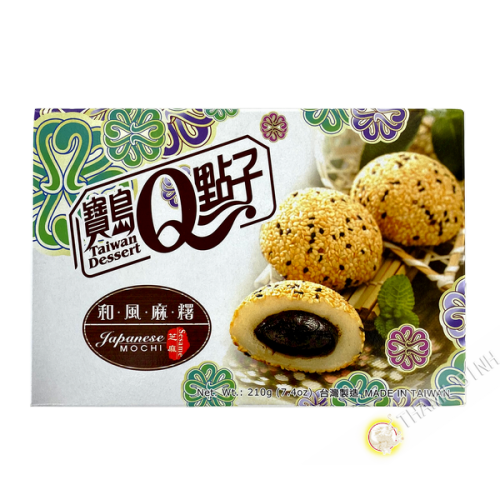 Mochi sesam-ROYAL FAMILY-210g Taiwan