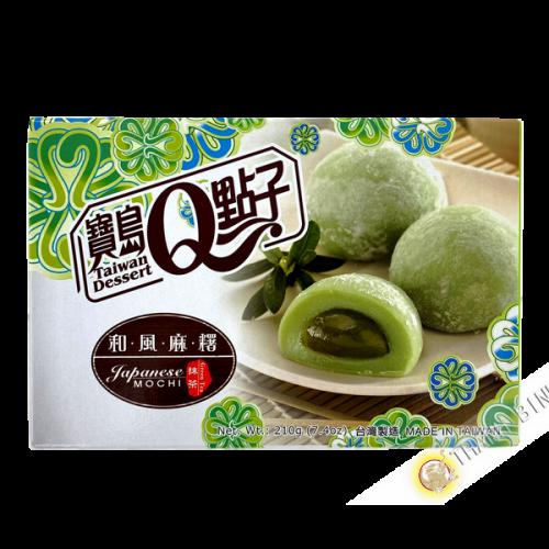 Mochi de Té verde, de la FAMILIA REAL 210g Taiwán