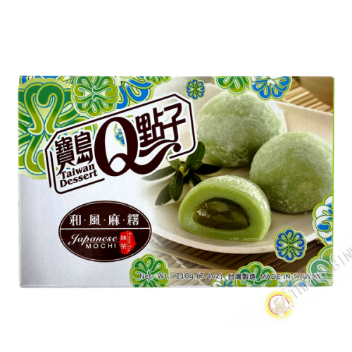 Mochi Tè verde, FAMIGLIA REALE 210g Taiwan