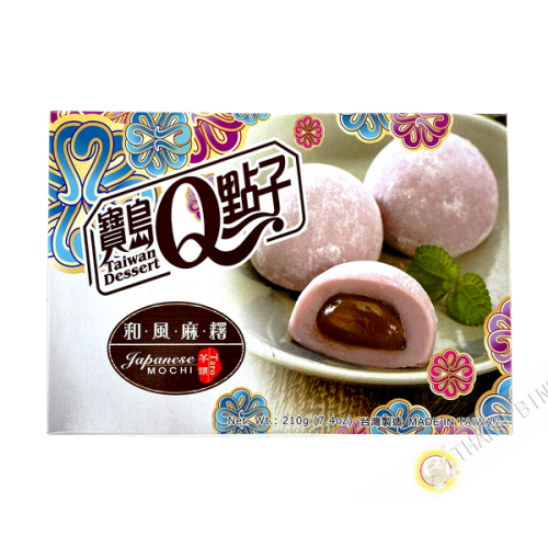Mochi taro FAMIGLIA REALE 210g Taiwan