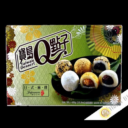 La mezcla de mochi FAMILIA REAL 450g de Taiwán