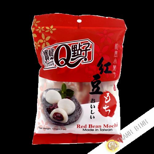 Mochi haricot rouge ROYAL FAMILY 120g Taiwan