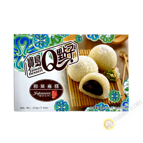 Mochi sesame coconut 210g Taiwan