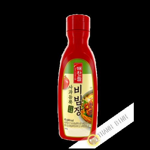 Sauce bibimjang HCD 470g Corée