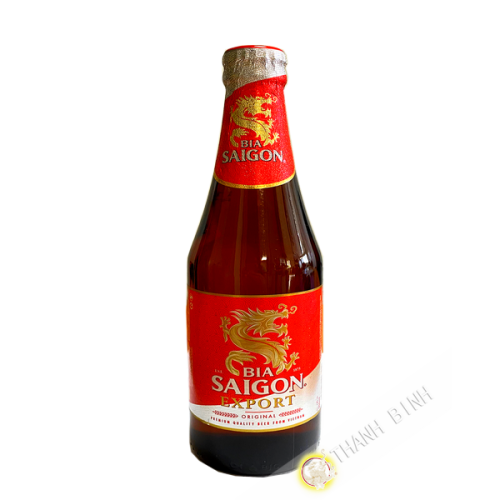 Bier SAI GON-Vietnam 330ml