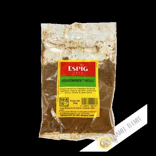 Assaisonnement taboule ESPIG 100g
