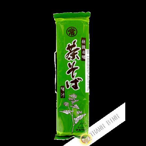 Paté soba té verde 250g Japón